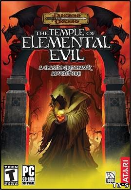 The Temple of Elemental Evil [RePack] [2003|Rus|Eng]