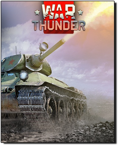 War Thunder: Буря [1.77.1.2] (2012) PC | Online-only