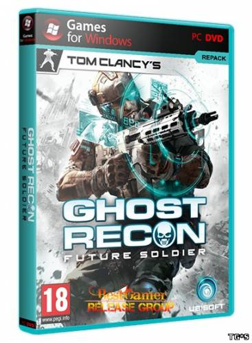 Tom Clancy's Ghost Recon Future Soldier Deluxe Edition (2012) [RUS][Repack] от =nemos=