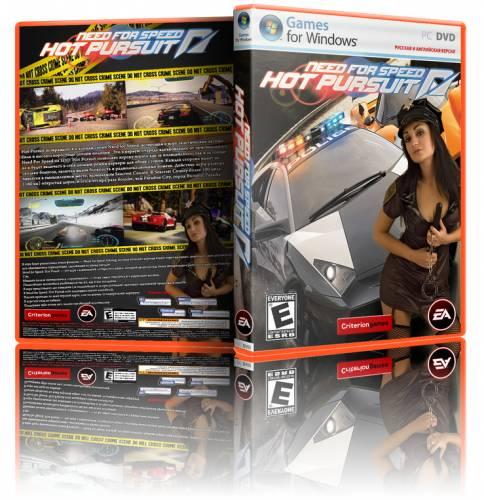 Скачать торрент кряк для Need For Speed Hot Pursuit 2010 - картинка 4