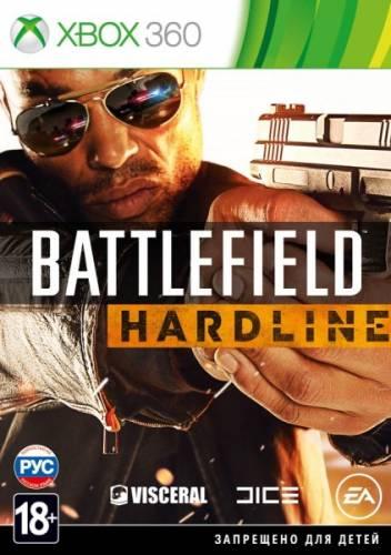 Battlefield Hardline (2015) XBOX360