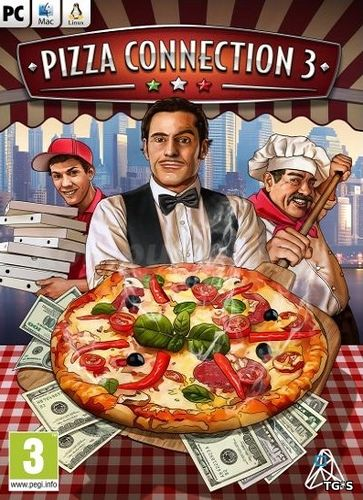 Pizza Connection 3 (2018) PC | Лицензия