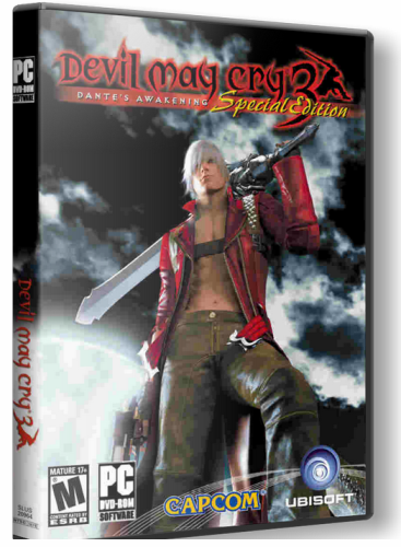 Devil May Cry 3:Dante's Awakening Special Edition [RUS](L)