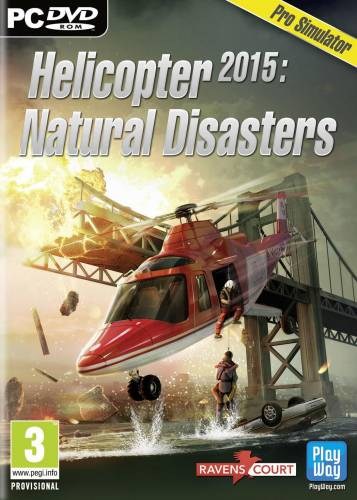Helicopter 2015: Natural Disasters [2015|Eng|Multi5]