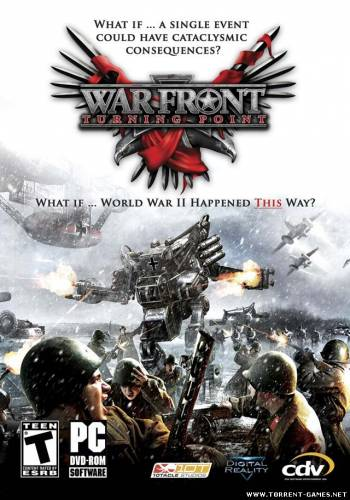 War Front: Другая мировая / War Front: Turning Point (2007) PC | RePack by Other s