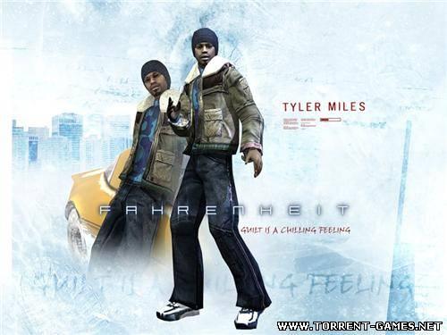 Fahrenheit PC (Сами Лучши игра 2005 года)