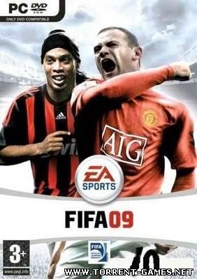 FIFA 09 [RePack] [2008|Rus|Eng]