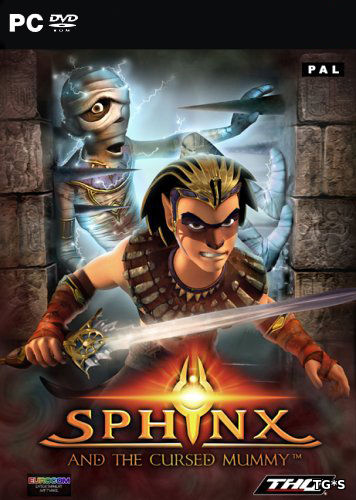 Sphinx and the Cursed Mummy [ENG ] (2017) PC | Лицензия GOG