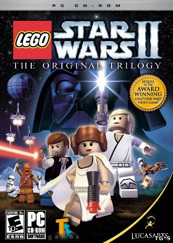 LEGO Star Wars II: The Original Trilogy v1.02 RU RUS/ENG by MellWin.