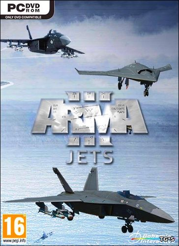 Arma 3 Jets Edition [1.70.141838+8 DLC] (2013) [RUS/ENG]RePack] by ZBK Online!