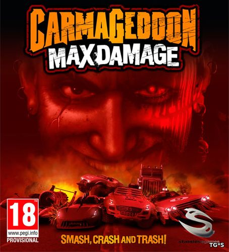 Carmageddon: Max Damage (2016) PC | RePack от VickNet