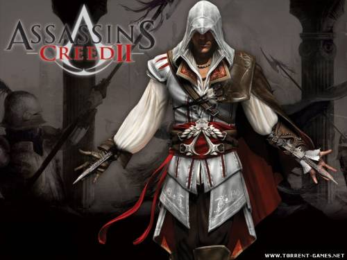 Assassin's Creed II | Crack от SKIDROW + Patch v1.01 (2010) PC