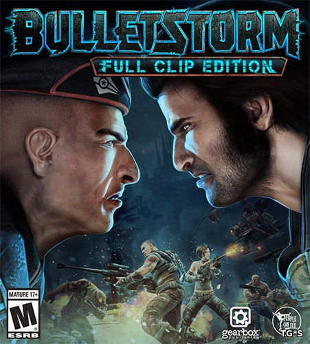 Bulletstorm: Full Clip Edition [Update 2 + 1 DLC] (2017) PC | Repack by qoob