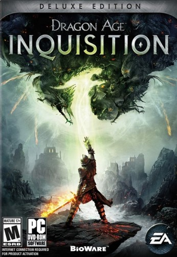 25.34GB / Dragon Age: Inquisition — Digital Deluxe (2014) [RUS][POL] [L|Origin-Rip] R.G. GameWorks