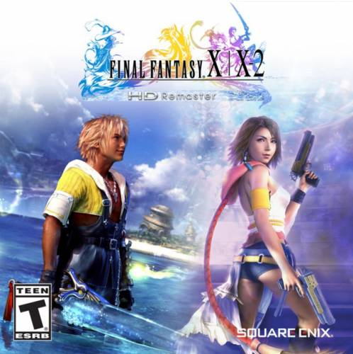 FINAL FANTASY X/X-2 HD Remaster (2016) [ENG][L] CODEX