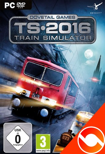 Train Simulator 2016 Steam Edition (2015) PC | RePack от FitGirl