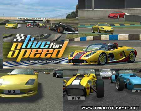 Live for Speed S2 Z28 (2009) PC