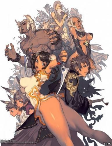 Blade & Soul (Beta2) (2012) Клиент для игры на сервере Atomix (NCSoft) (KOR/ENG) [P]
