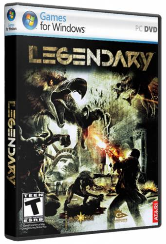 Legendary [2008|Rus|Eng|Multi]
