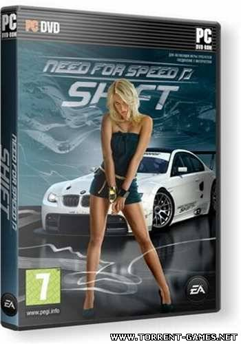 Need for Speed: Shift + 7 DLC (2010/PC/RePack/Rus)