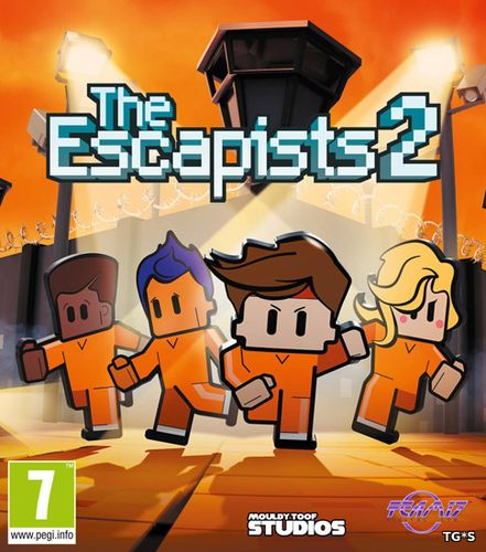 The Escapists 2 [v 1.1.5 + 3 DLC] (2017) PC | RePack