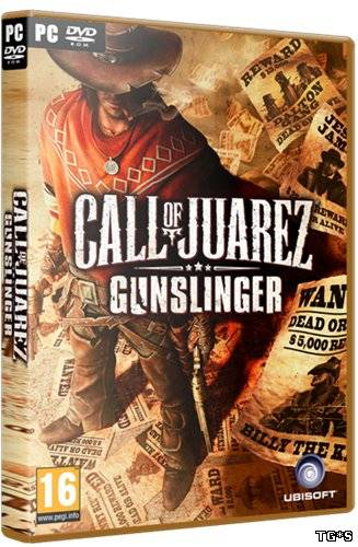 Call of Juarez: Gunslinger (RUS|ENG|MULTI9) [RePack] от R.G. Механики