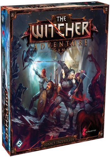 The Witcher Adventure Game (RUS|ENG) [RePack] от R.G. Механики
