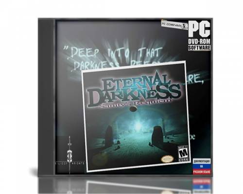 Eternal Darkness: Sanity's Requiem (2002/PC/Eng|Rus)