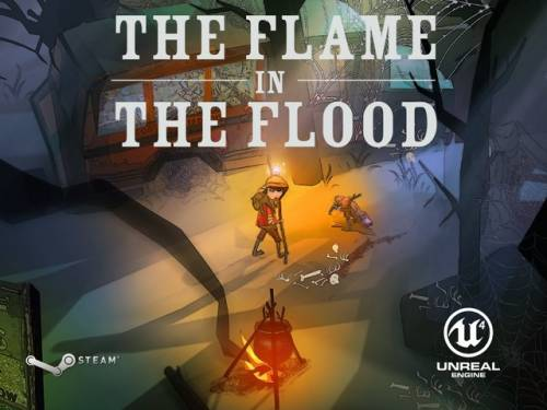 The Flame in the Flood [2015|Eng]