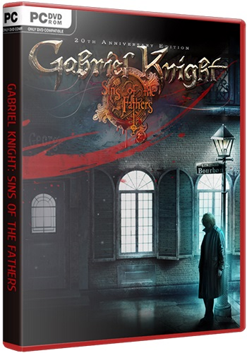 Gabriel Knight: Sins of the Fathers 20th (2014) PC | RePack