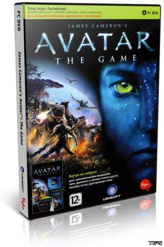 Аватар / James Cameron's Avatar: The Game (2009) PC | RePack ото R.G. Element Arts