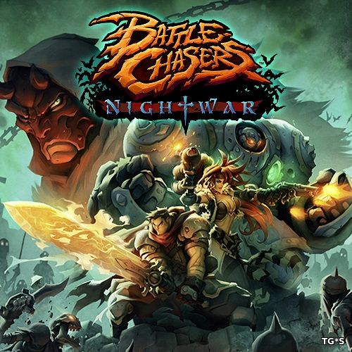 Battle Chasers: Nightwar (2017) PC | RePack by qoob