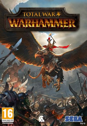 Total War: Warhammer [v 1.6.0 + 12 DLC] (2016) PC | RePack от xatab