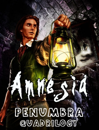 Amnesia: The Dark Descent + Penumbra: Квадрология (2014) PC | RePack