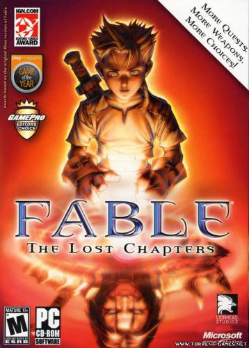 Моды Fable The Lost Chapters + Fable Explorer