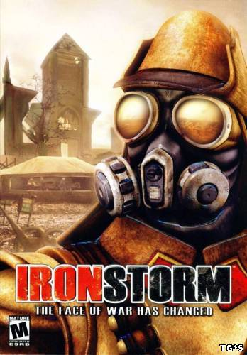 Коммандос: В тылу врага / Iron Storm (2002) PC | RePack от R.G. Catalyst
