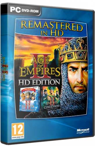 Age of Empires 2: HD Edition [v 3.8] (2013) PC | SteamRip от Let'sРlay