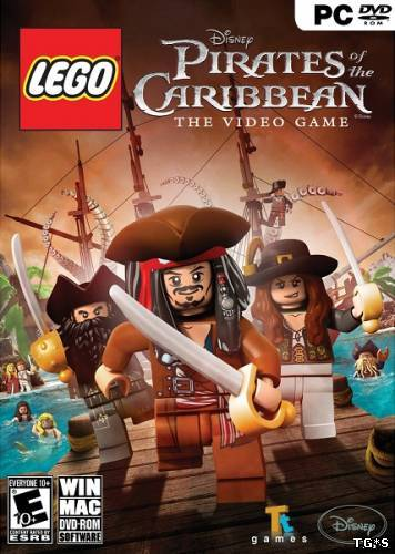 LEGO Pirates of the Caribbean (2011/PC/Rus) by tg