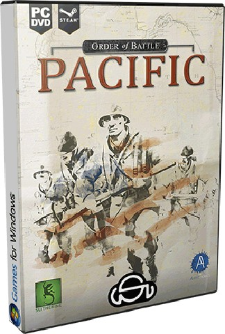 Order of Battle: Pacific (2015) PC