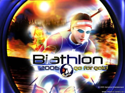 Biathlon 2006 Go For Gold + Моды для игры (2005) PC