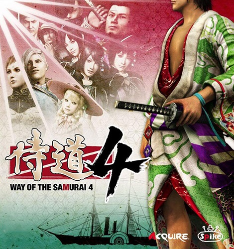 Way of the Samurai 4 / Samurai Dou 4 / 侍道4 [GoG] [2015|Eng]
