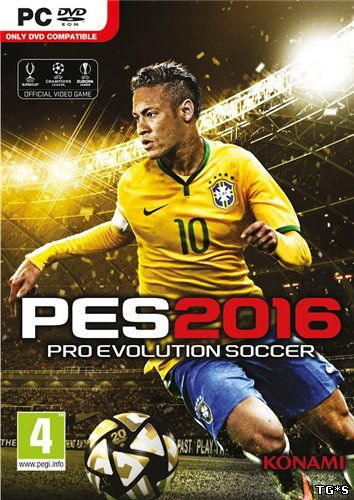 PES 2016 / Pro Evolution Soccer 2016 [v 1.05.00 + DLC's] (2015) PC | RePack от FitGirl