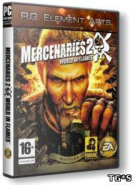 Игра Mercenaries 2 World In Flames
