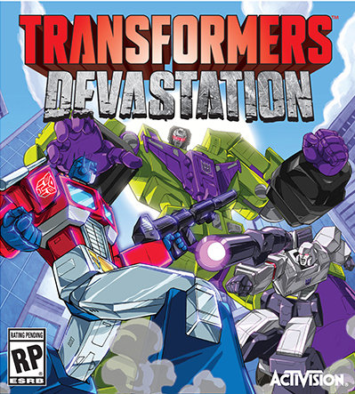 Transformers: Devastation [RePack] [2015|Eng]