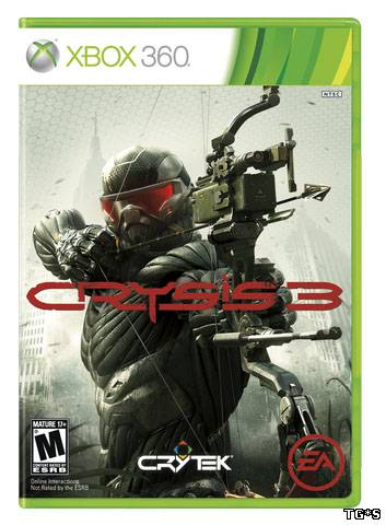 Crysis 3 [PAL / RUSSOUND / 2013] (LT+2.0) by tg