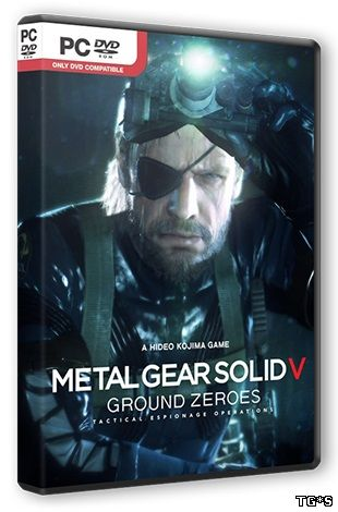 METAL GEAR SOLID V: GROUND ZEROES (Konami Digital Entertainment) (MULTI8|RUS|ENG) [DL|Steam-Rip] от R.G. Игроманы