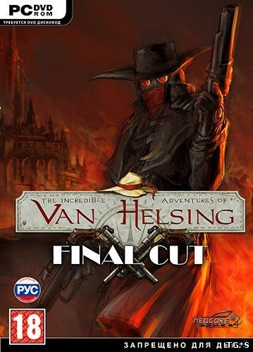 The Incredible Adventures of Van Helsing: Final Cut [v 1.1.0b] (2015) PC | RePack от qoob