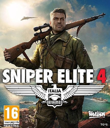 Sniper Elite 4 - Deluxe Edition (2017) [RUS/ENG][DL][Steam-Rip] by Fisher