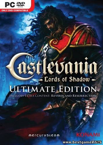Castlevania: Lords of Shadow – Ultimate Edition [FULL RUS] (2010) PS3 | RePack от R.G. DShock
