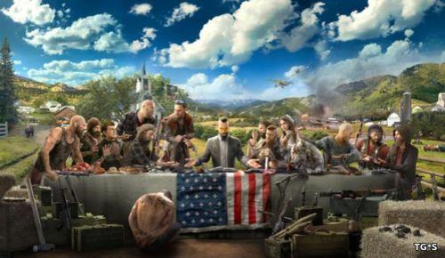 В Far Cry 5 главного героя можно будет настроить